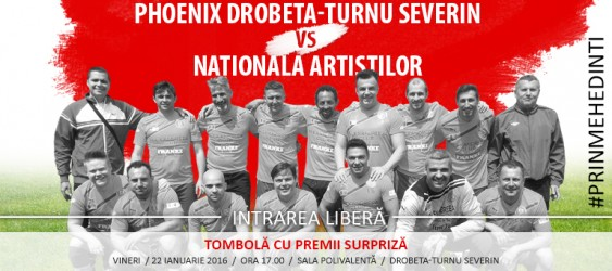Nationala Artistilor la Drobeta Turnu..