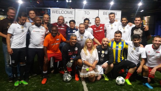 Art Football Summit Berlin 10-12.09.2016
